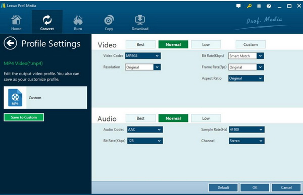 how-to-add-subtitle-in-Leawo-Video-Converter 4