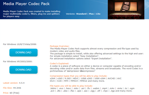 play-M4A-with-WMP-codec-pack