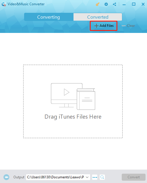 remove-drm-from-itunes-video-leawo-import-2