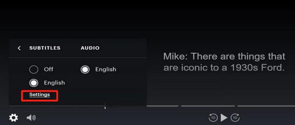 turn-on-subtitle-on hulu-settings