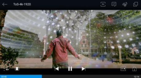 Android-FX Player