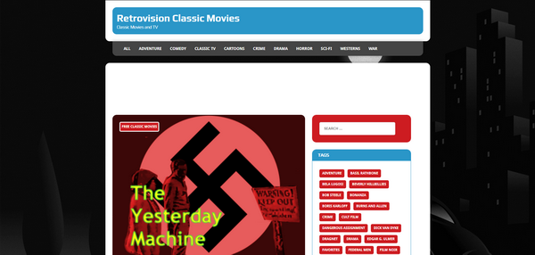 DivX-download-sites-Retrovision Classic Movies