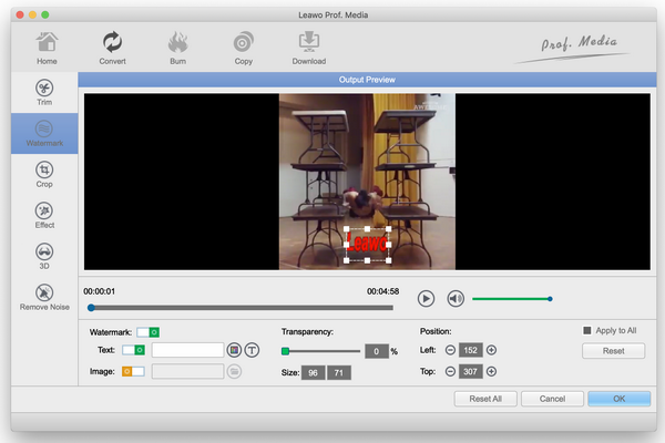 leawo-video-editor-watermarking-08