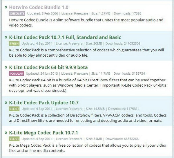 download-and-install-K-lite-codec-pack 01