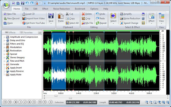 Free-audio-editor