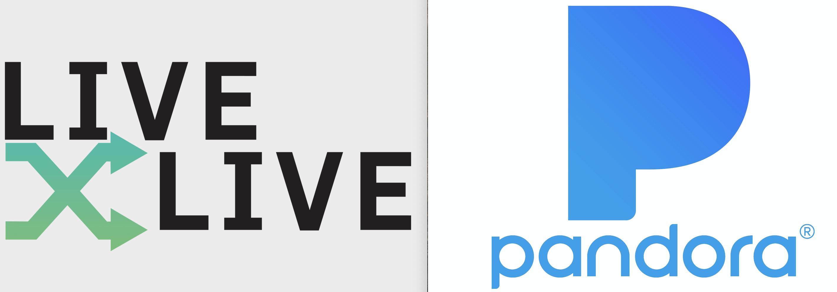 Pandora-vs-livexlive