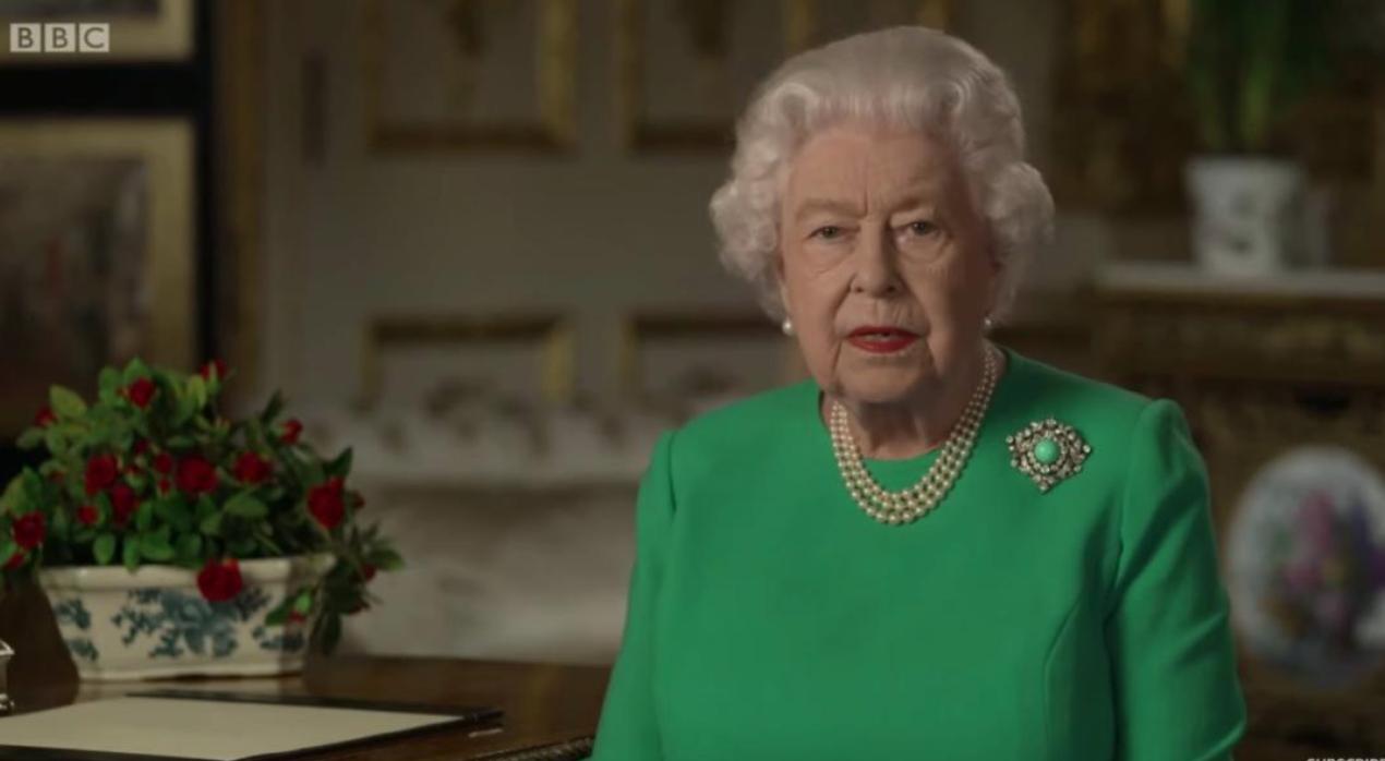 Queen speech for covid-19