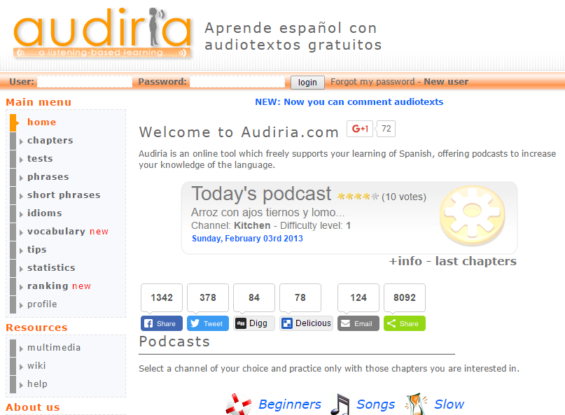 Audiria