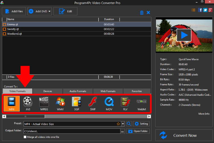 QT-converter-Program4PC-Video-Converter-05
