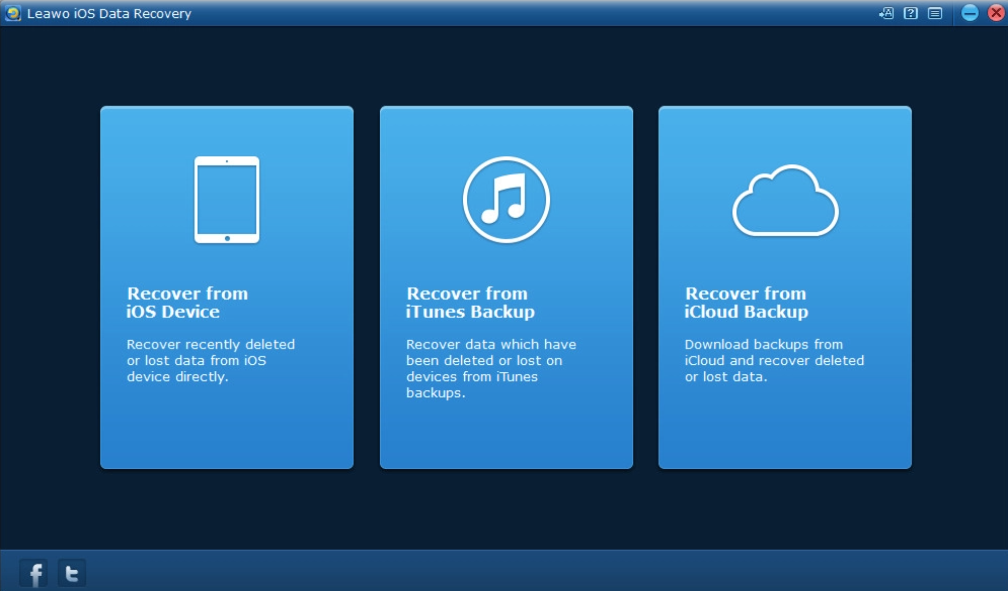 how-to-use-Leawo-iSO-data-recovery-to-recover-whatsapp-chat 01