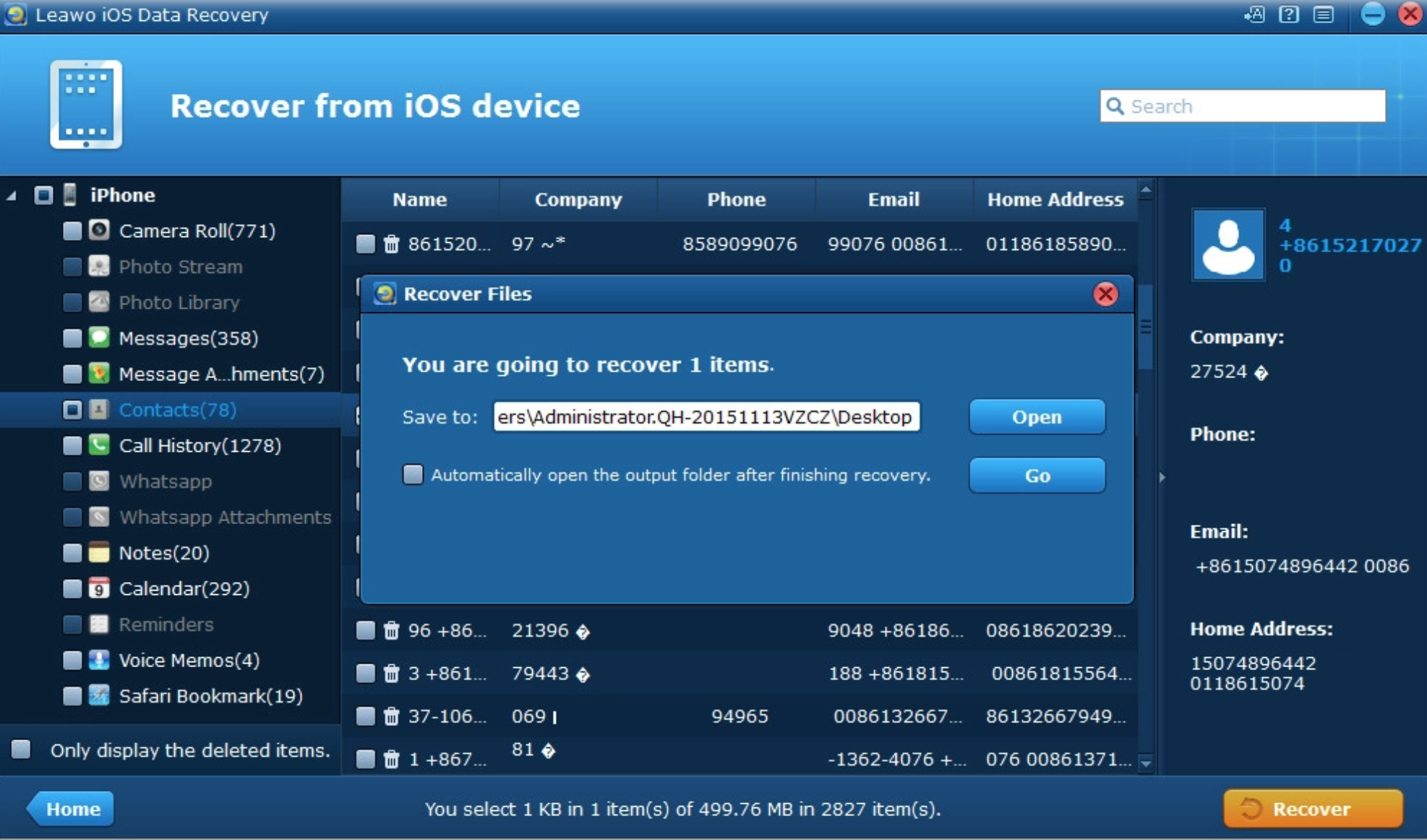 how-to-use-Leawo-iSO-data-recovery-to-recover-whatsapp-chat 03