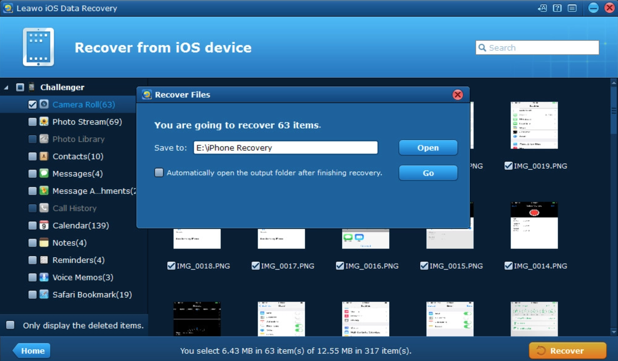 recover-voice-memos-using-iOS-data-recovery 04