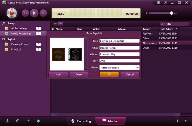 how-to-record-Skype-audio-with-Leawo-Music-Recorder-04