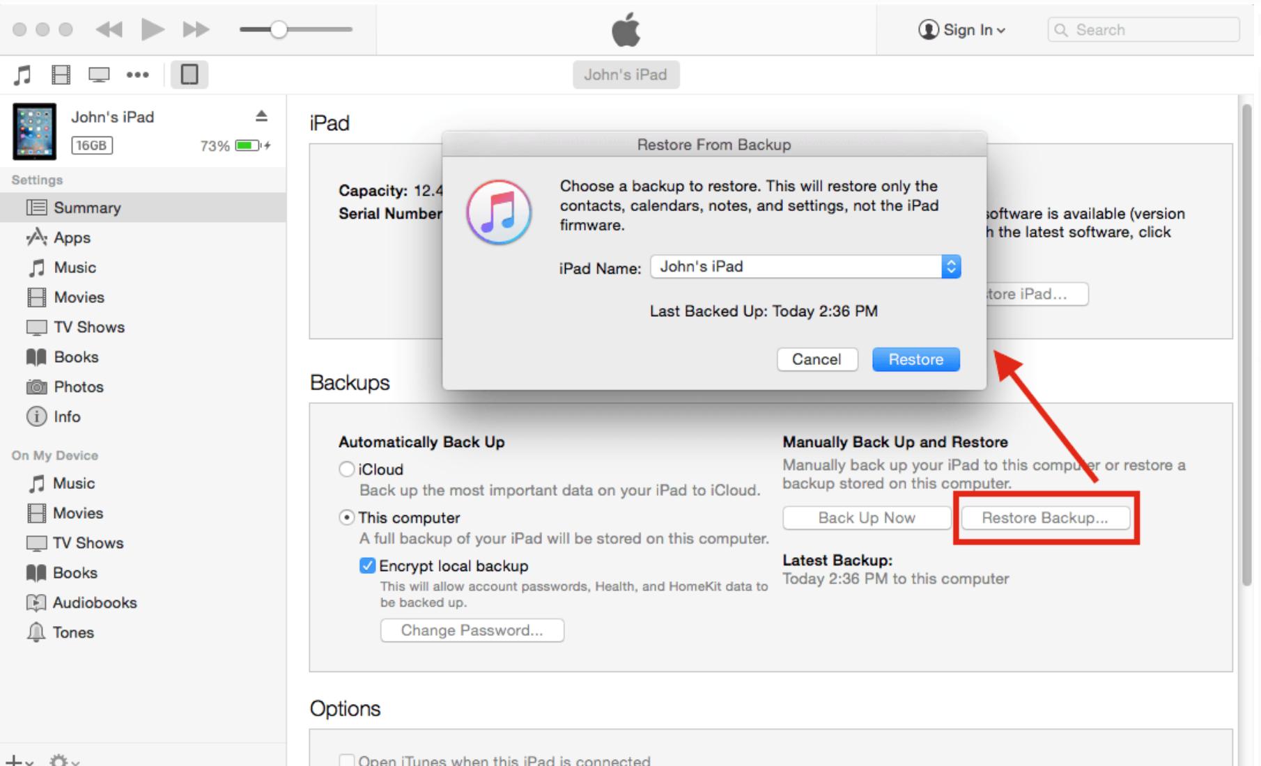 unlock-iPad-without-password-via-iTunes-backup-01