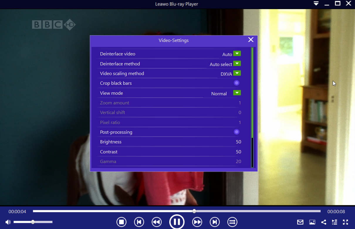 video-settings