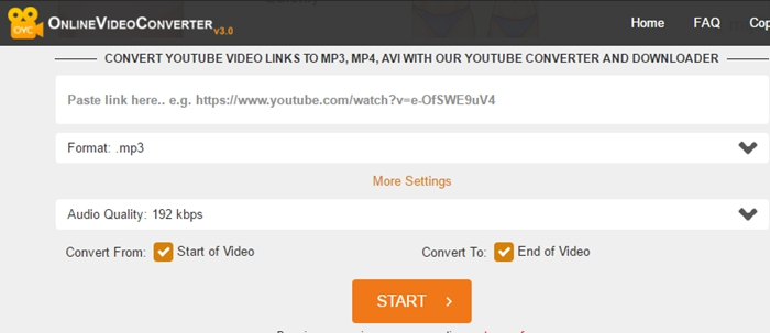 Top 5 Free Url To Mp4 Online Converters Leawo Tutorial Center