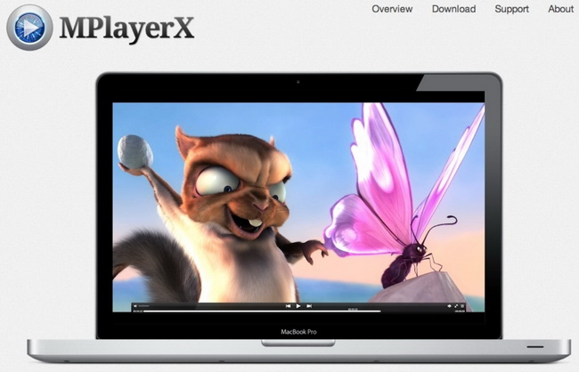 MPlayerX