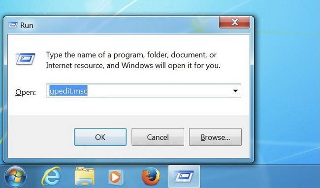 Windows-run-application