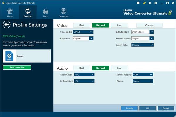 adjust-audio-and-video-parameters