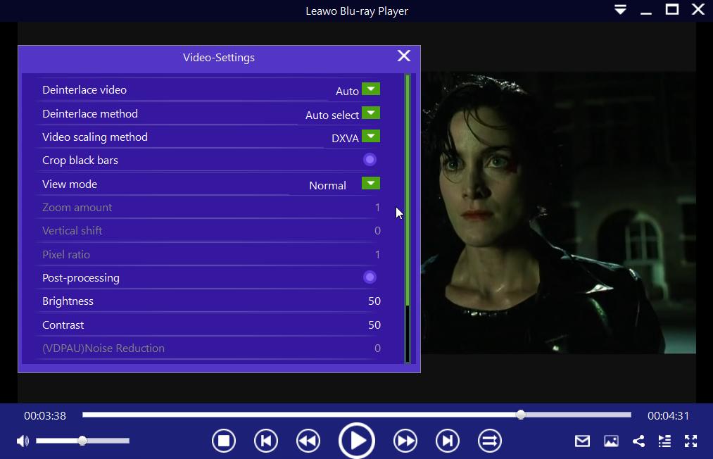 adjust-the-video-settings