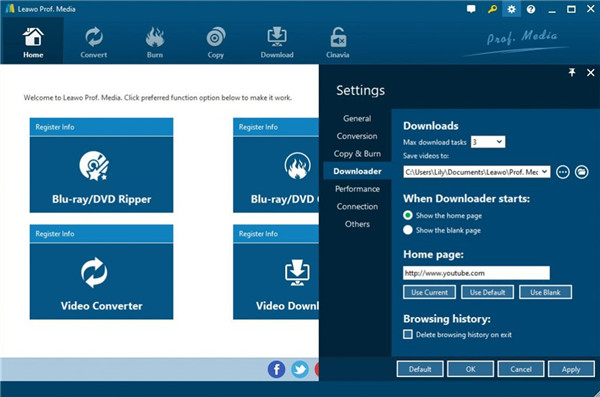 how-to-download-twitch-videos-with-leawo-video-downloader-set-output-directory-6