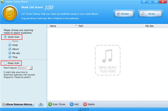 how-to-mass-delete-duplicates-in-itunes-with-leawo-tunes-cleaner-scan-7