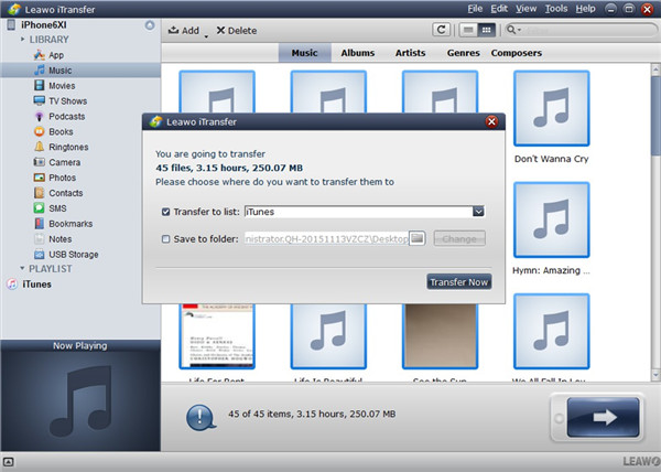 how-to-transfer-music-from-iphone-to-iphone-without-itunes-save-to-folder-8