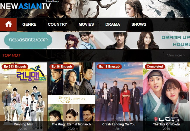NewAsianTV