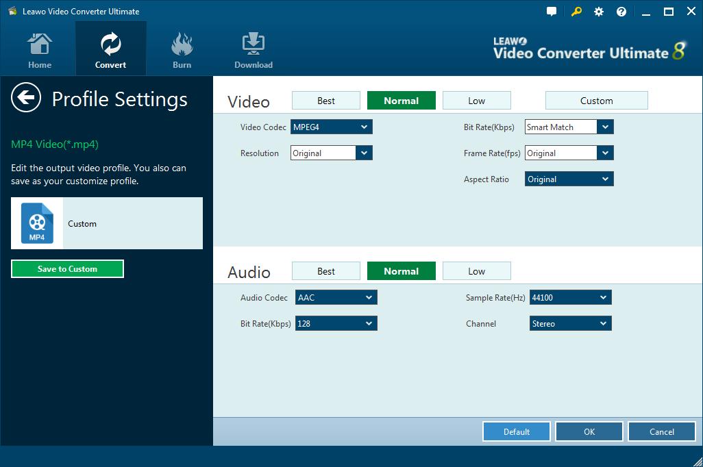 set-profile-settings