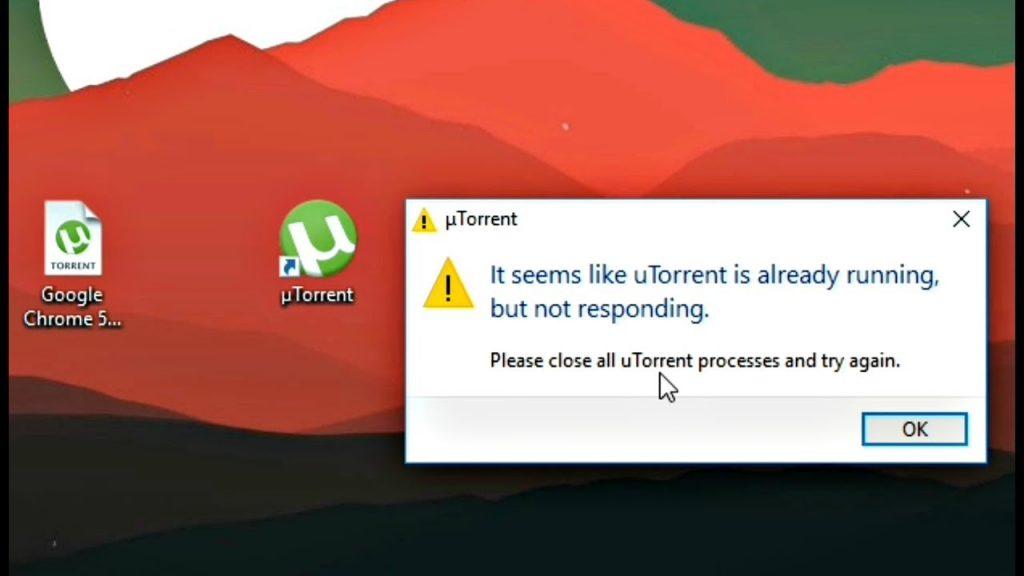 utorrent-not-working