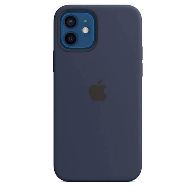 Apple iPhone 12 Silicone Case-01