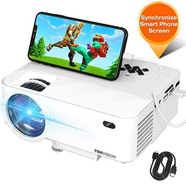 Topvision-Mini-Projector