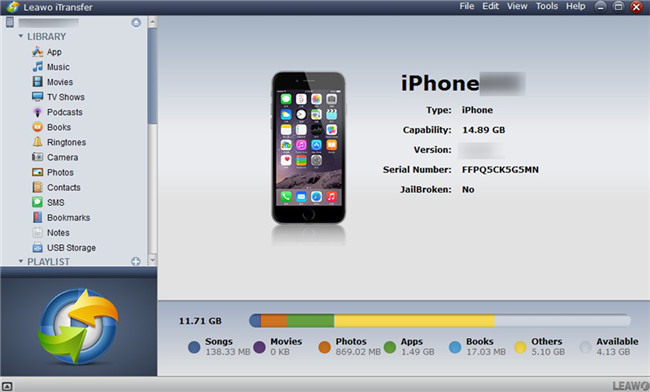 how-to-transfer-data-from-iphone-11-to-iphone-12-with-leawo-itransfer-iphone-info-9