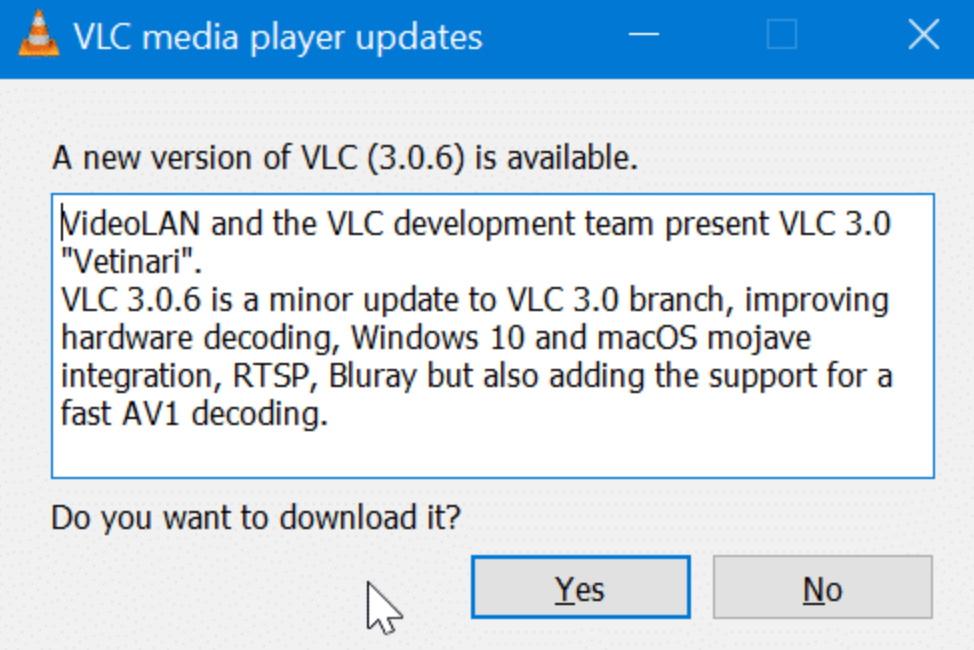 vlc-update