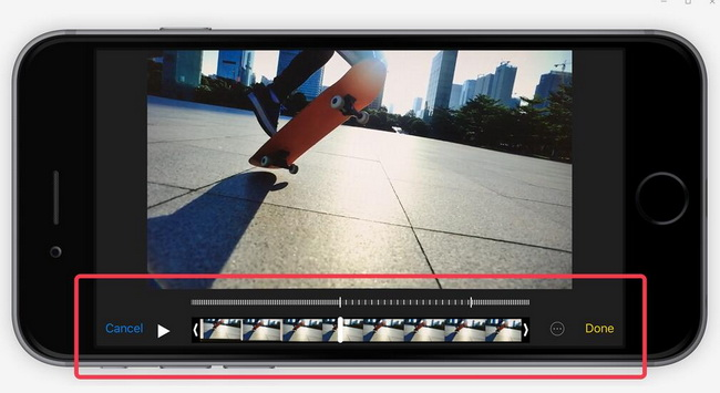 Brief Introduction of iPhone Slow Motion-01