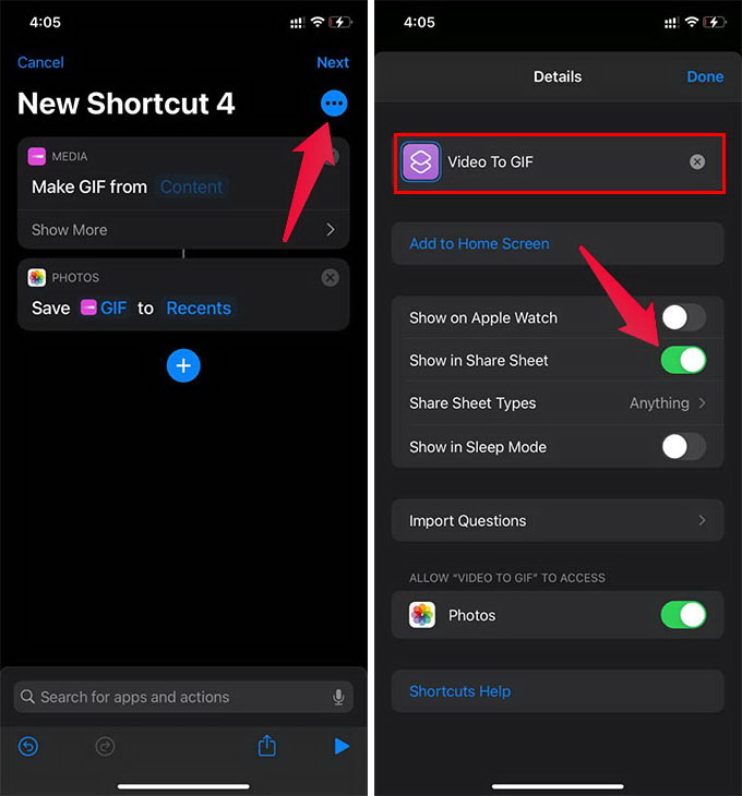 Enable-Show-in-Share-Sheet