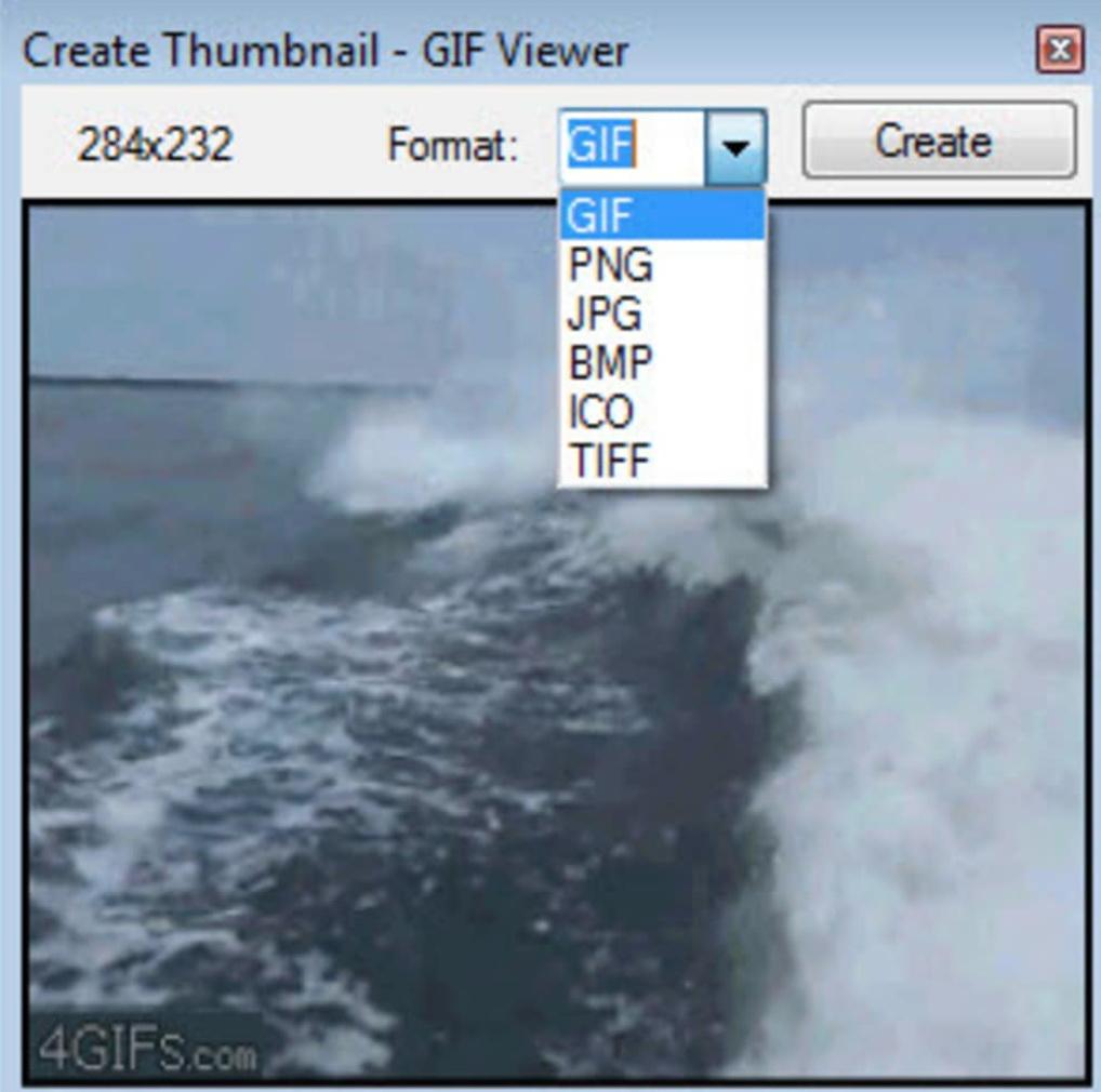GIF-Viewer