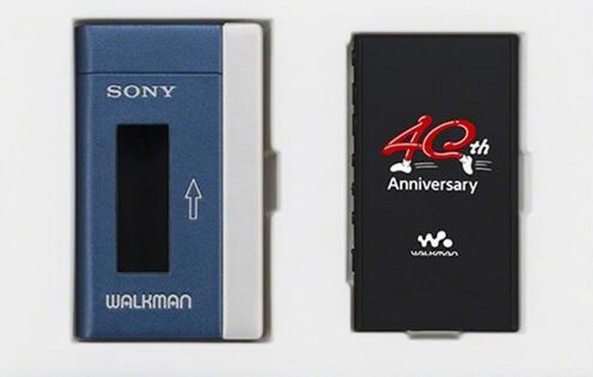Most Memorable - A100TPS Walkman 40th Anniversary Limited Edition-01