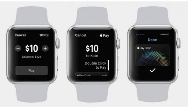 Set up Apple Pay Cash-01