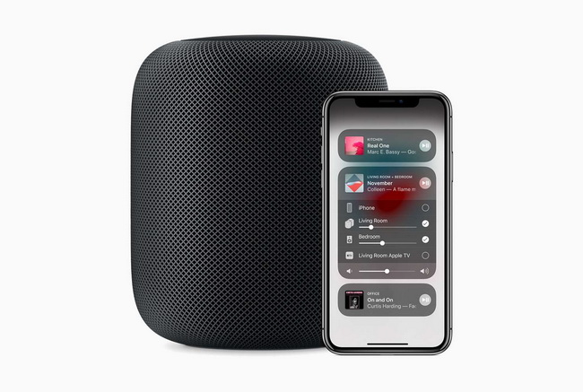 Stream Spotify Music on Apple HomePod-01