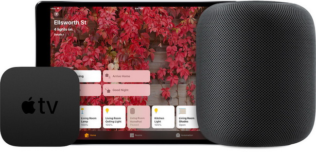 Use HomePod to control HomeKit devices-01