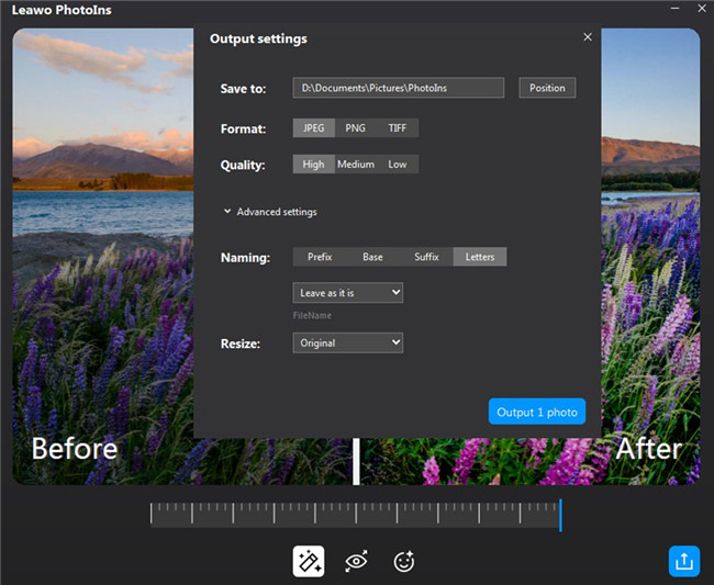 how-to-enhance-photo-shot-in-low-high-iso-with-leawo-photoins-output-setting-12
