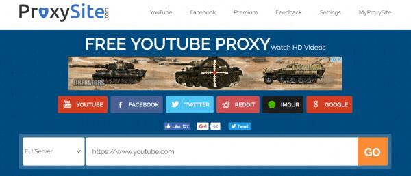 Proxy site youtube Unblock YouTube