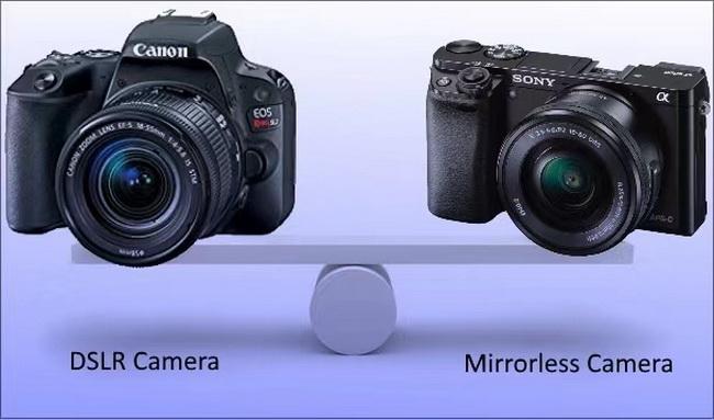 Mirrorless vs. DSLR durability