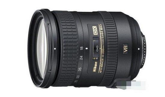 Nikon 18-200mm 3.5-5.6G VR II Lens