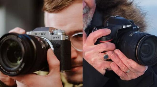 When to Use a Mirrorless Camera or a DSLR