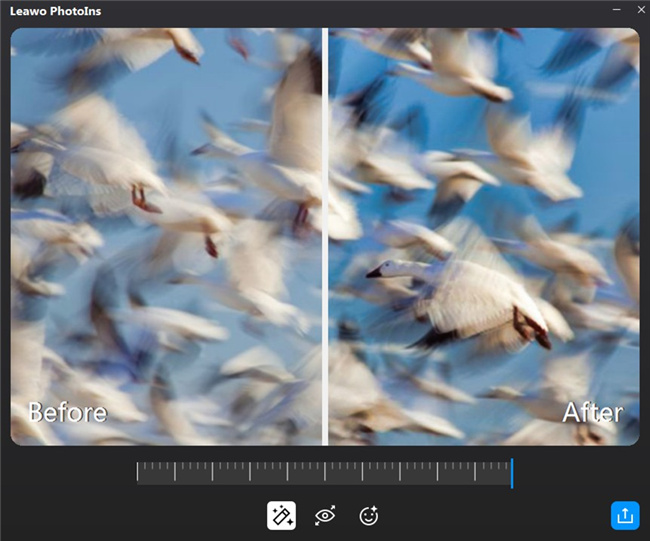 how-to-fix-photos-out-of-focus-with-Leawo-PhotoIns-02