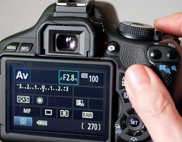 Camera Pre-setting
