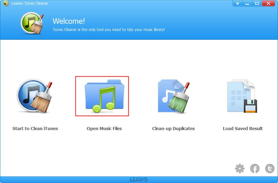 Clean Up iTunes Library to Avoid iTunes Crashed and Stuck-02