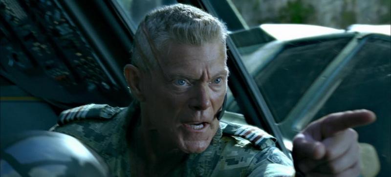 Colonel Miles Quaritch